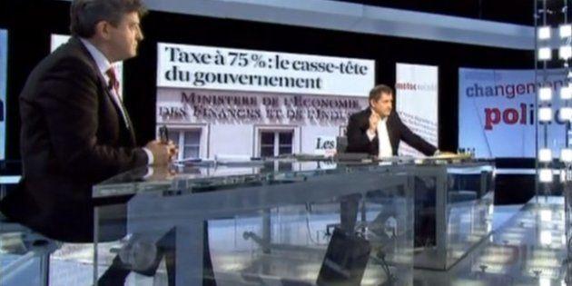 Débat Cahuzac - Mélenchon: qui a gagné? 5 arguments pour se faire une