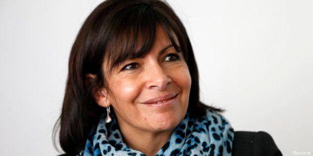 Municipales à Paris: Anne Hidalgo officiellement investie par les militants