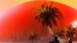 Ce faux soleil géant aurait pu trôner dans la baie de