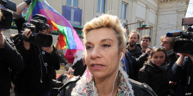 Mariage gay: Frigide Barjot hésite à manifester dimanche,