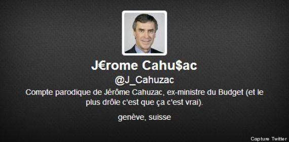 Compte Twitter de Cahuzac: Comment des militants UMP ont récupéré le profil de