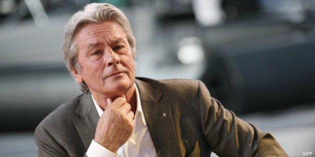Cannes 2013: Alain Delon revient sur sa carrière avant l'hommage