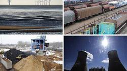 Objectif -50% de CO2: les quatre scénarios de