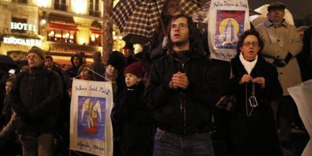 Civitas annonce une prière de rue devant l'Assemblée nationale le 29
