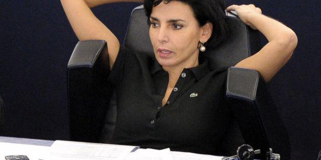 Rachida Dati a voté pour Acta par erreur et s'est finalement