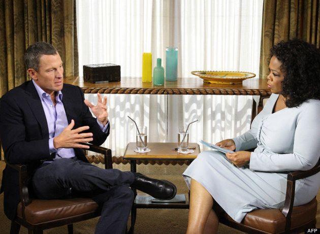 Dopage: Lance Armstrong s'est confié à Oprah Winfrey avec plus d'humanité mais il a aussi un peu