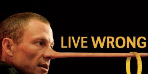 PHOTOS. Les meilleurs détournements de Lance Armstrong après ses confessions à Oprah