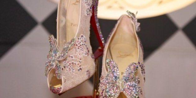 prix chaussures louboutin cendrillon