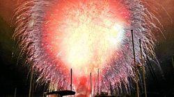 VIDÉO. Tous les feux d'artifice du 4 juillet lancés en même temps à San