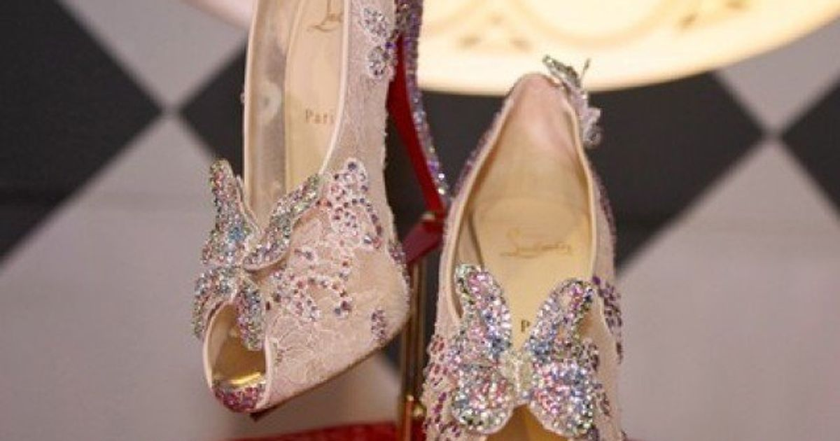 chaussures louboutin cendrillon
