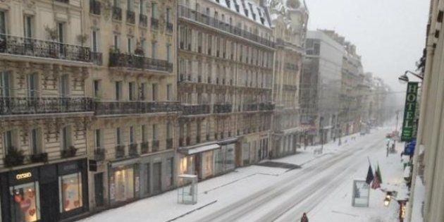 PHOTOS. Sur Twitter, les photos de neige pleuvent, voici les plus jolies twitpics