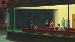 Edward Hopper au Grand Palais, l'exposition