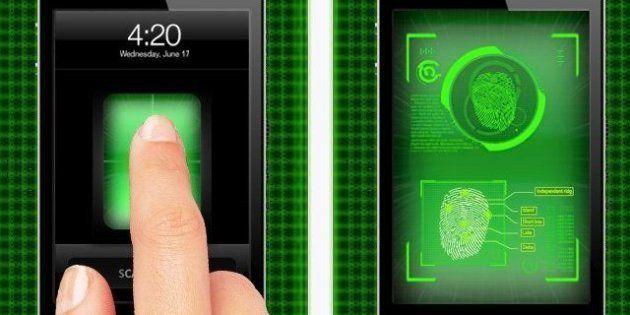 La reconnaissance digitale sur l'iPhone 5S? Les dernières rumeurs sur les nouveautés 2013