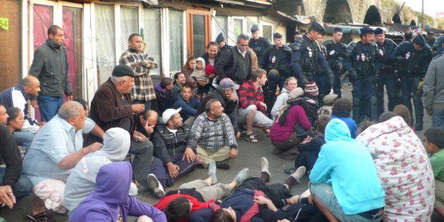 Roms: 8 Français sur 10 favorables au démantèlement des camps