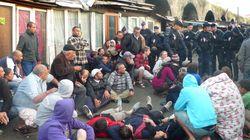 83% des français favorables au démantèlement des camps