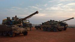 Le conflit au Mali en
