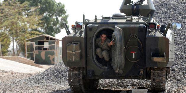 Syrie: Un obus tombe dans un village turc où 5 civils avaient été tués: l'armée