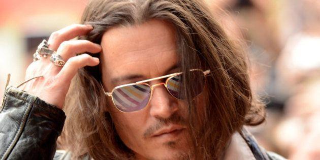 VIDÉOS. Johnny Depp est à nouveau