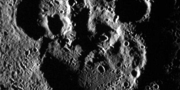 PHOTOS de la Nasa: des formes dans l'espace qui ressemblent à des