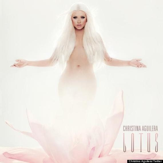 PHOTO. La chanteuse Christina Aguilera dans le plus simple appareil sur son nouvel