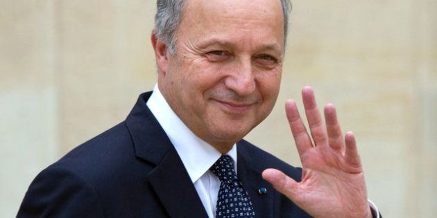 Laurent Fabius aux qataris :