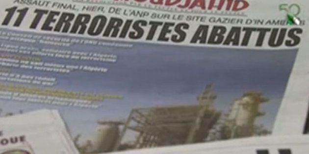 VIDÉO. Prise d'otages : la version algérienne et la version