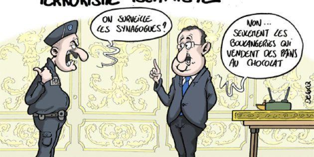 Comment Hollande peut-il terroriser les