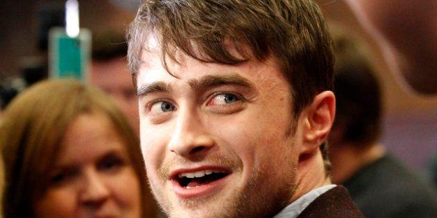VIDÉOS. Daniel Radcliffe: ses scènes de sexe choquent le public du festival de