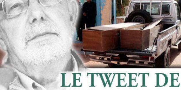 Le tweet de Jean-François Kahn - Une tragédie et quelques