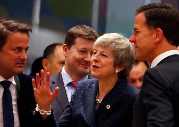 Σύνοδος κορυφής της ΕΕ για το Brexit: Στο τραπέζι η
