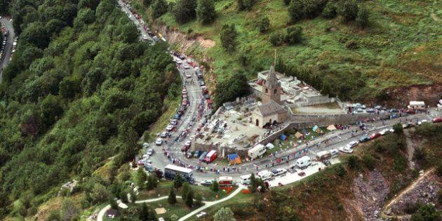 Tour de France: pour le 100e, l'arrivée n'aurait pas lieu sur les Champs-Élysées mais à l'Alpe