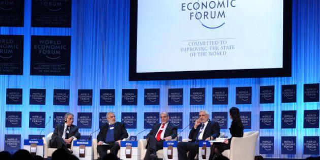 Davos 2013: Que reste-il du forum économique mondial