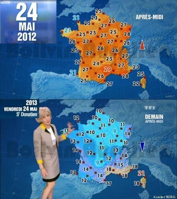 Météo: 3,7°C relevés vendredi à Paris, un record de froid pour un 24