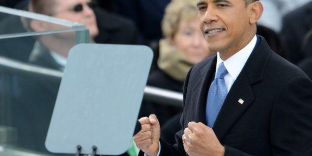Discours inaugural : Obama
