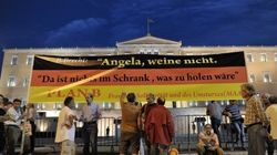 Merkel en Grèce pour la première fois depuis le début de la