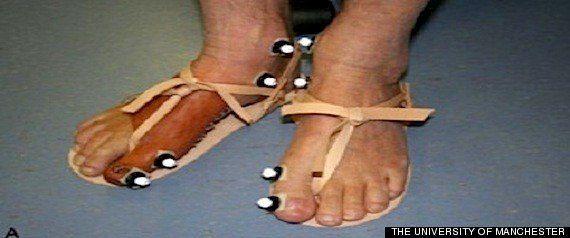 La plus vieille prothèse du