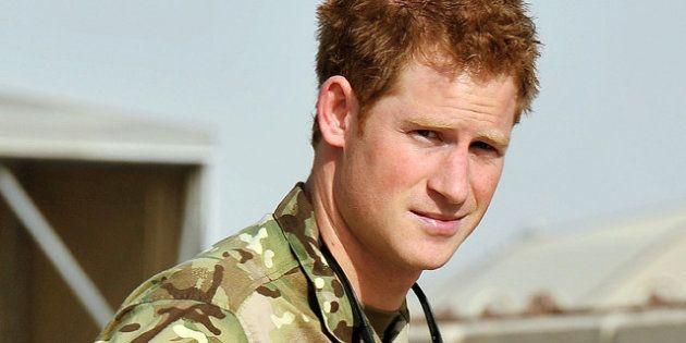 Le Prince Harry en Afghanistan a tué des talibans, affirme-t-il lors de son retour de