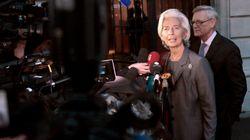 Christine Lagarde placée sous le statut de témoin