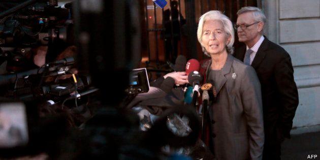 Affaire Tapie: Christine Lagarde placée sous le statut de témoin assisté après son audition par la