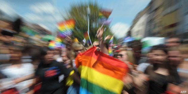 Gay pride samedi à Tours, contre-manifestation du groupuscule d'extrême-droite Vox