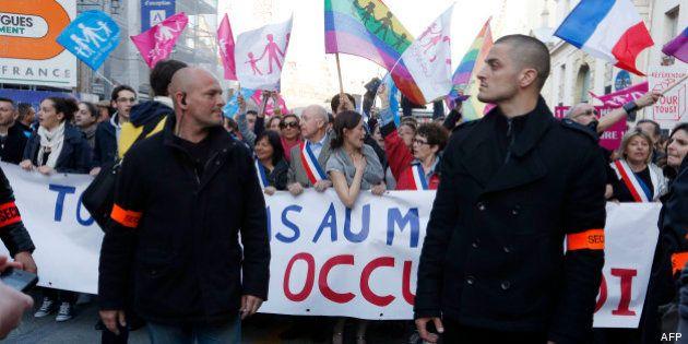 Manifestation du 26 mai contre le mariage gay : Jean-Marc Ayrault et Manuel Valls mettent en garde, Jean-François...
