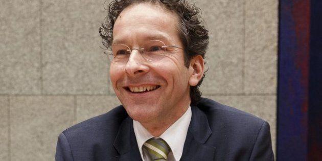Le nouveau président de l'Eurogroupe est Jeroen