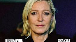 Biographie de Marine Le Pen : les auteurs condamnées pour
