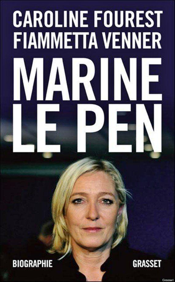 Les auteurs d'une biographie de Marine Le Pen condamnées pour