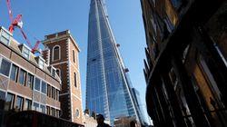 Londres inaugure le Shard, plus haut gratte-ciel