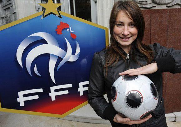 Le football féminin, on en