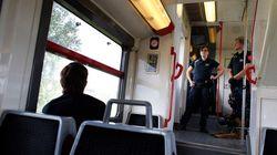 Agression dans un train: un des agresseurs a porté