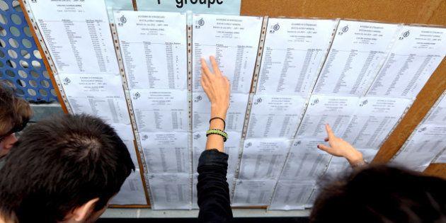 Bac 2012: 79,3% de réussite pour les filières