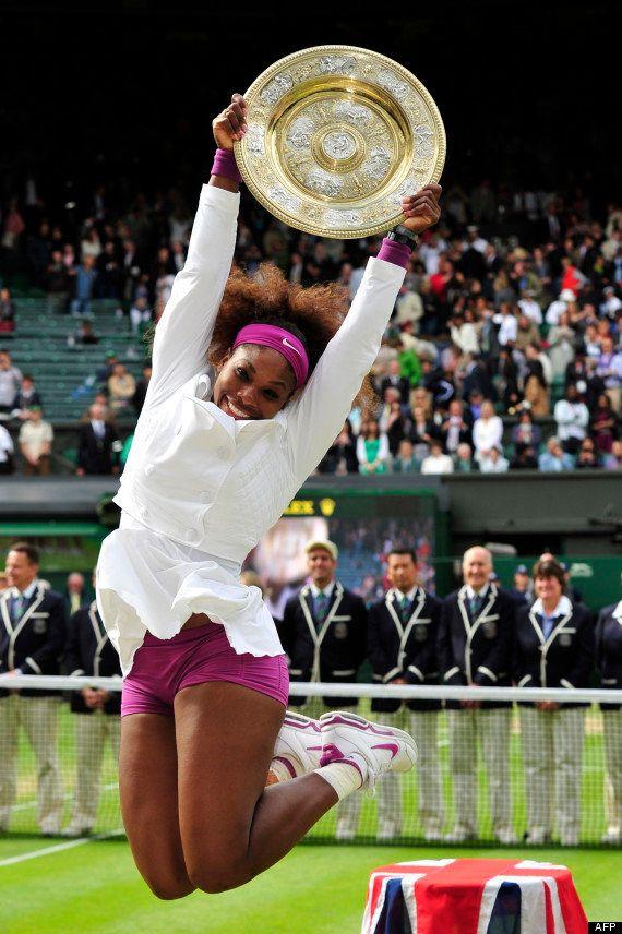 Serena Williams remporte son 5e