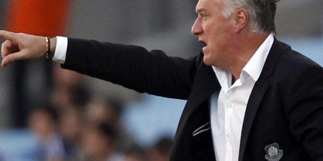 Didier Deschamps nouveau sélectionneur de l'équipe de